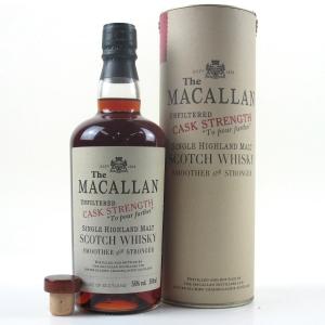 Macallan 1981 Exceptional Cask #9780