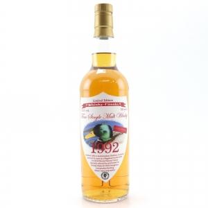 Auchentoshan 1992 Whisky Faessle 21 Year Old