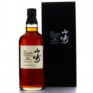 Yamazaki 25 Year Old 75 / US Import