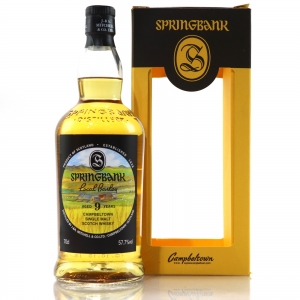 Springbank 2009 Local Barley 9 Year Old