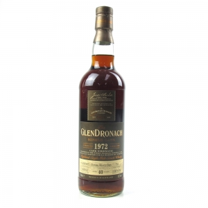 Glendronach 1972 Single Cask 40 Year Old #713
