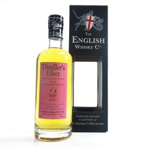 English Whisky Co 2014 Distiller's Elect