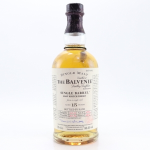 Balvenie 1982 Single Barrel 15 Year Old #4893 / Bottled at 19 Year Old