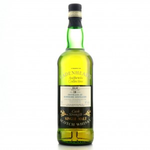 Bowmore 1979 Cadenhead's 18 Year Old 75cl / US Import
