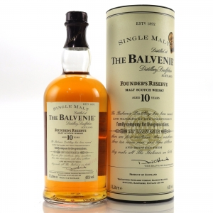 Balvenie 10 Year Old Founder's Reserve 1 Litre