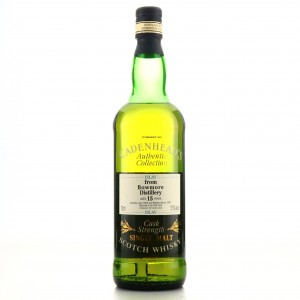 Bowmore 1981 Cadenhead's 15 Year Old 75cl / US Import