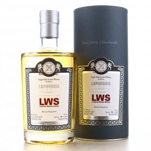 Laphroaig 1996 Malts of Scotland Brandy Hogshead / Lindores Whisky Society