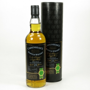 Dallas Dhu 1979 Cadenhead's 23 Year Old