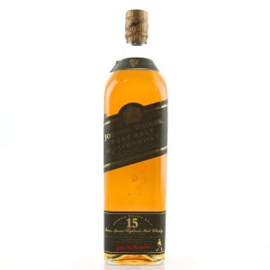 Johnnie Walker Pure Malt 15 Year Old 1 Litre / 'Green Label'