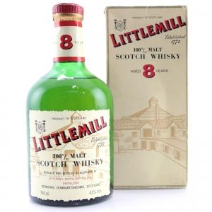 Littlemill 8 Year Old 1980s