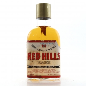 Red Hills Rare Whisky 1960s