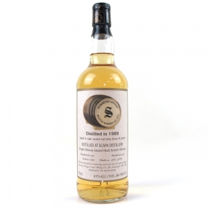 Scapa 1989 Signatory Vintage 9 Year Old 75cl / US Import