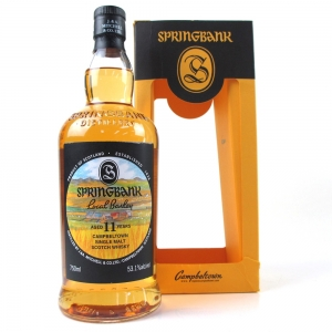 Springbank 2006 Local Barley 11 Year Old 75cl / US Import