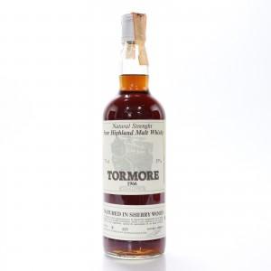 Tormore 1966 Samaroli Sherry Wood / Silver Cap