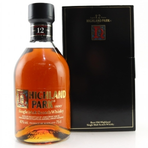 Highland Park 12 Year Old 1980s
