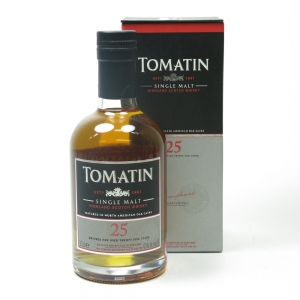 Tomatin 25 Year Old 35cl