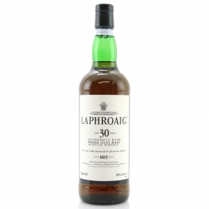 Laphroaig 30 Year Old 75cl / US Import