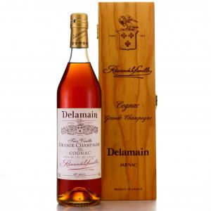 Delamain Tres Vieille Grande Champagne de Cognac Reserve de la Famille