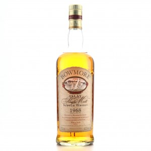 Bowmore 1968 32 Year Old 75cl / US Import