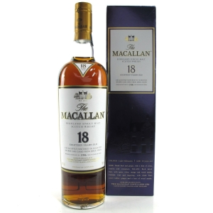 Macallan 1996 18 Year Old