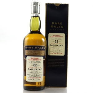 Dailuaine 1973 Rare Malt 22 Year Old 75cl / US Import 60.92%