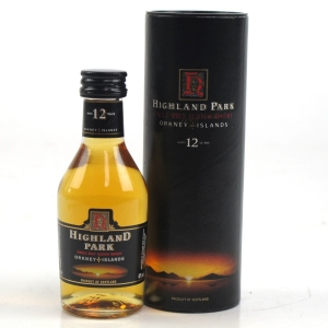 Highland Park 12 Year Old 1990s 5cl