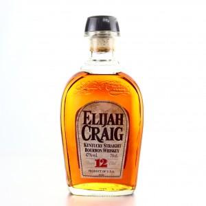 Elijah Craig 12 Year Old 2012