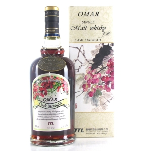 Nantou Omar Black Queen Wine Finish