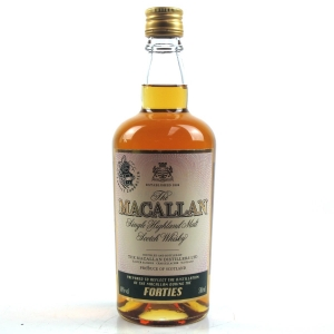 Macallan Decades Forties