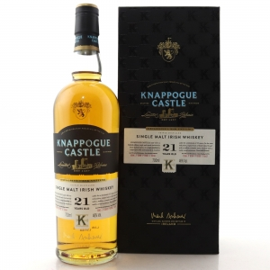 Knappogue Castle 21 Year Old Irish Single Malt