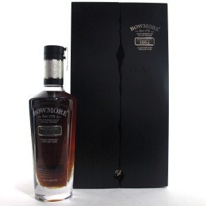 Bowmore 1964 Black Bowmore 50 Year Old The Last Cask 75cl / US Import