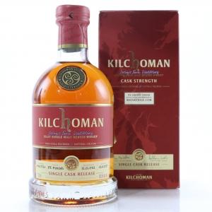 Kilchoman 2011 Single Cask / 10th Anniversary of Whiskybase.com