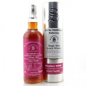 Glenlivet 2006 Signatory Vintage 11 Year Old / The Whisky Barrel 10th Anniversary