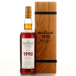 Macallan 1990 Fine and Rare 22 Year Old #24706