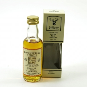 Kinclaith 1967 Gordon and Macphail 5cl