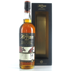 Arran 2002 Private Cask 14 Year Old / Sherry Cask #550