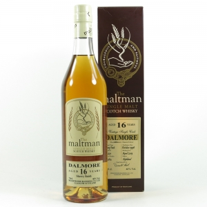 Dalmore 1996 Maltman 16 Year Old