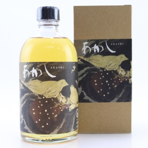 Eigashima 2015 Single Cask #101520 3 Year Old 50cl