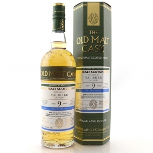 Talisker 2008 Hunter Laing 9 Year Old
