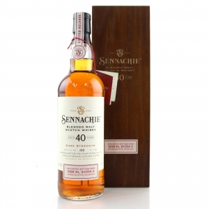 Sennachie 1975 Single Cask 40 Year Old #254-2
