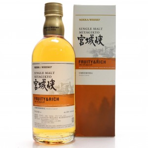 Miyagikyo Fruity and Rich 50cl / Distillery Exclusive