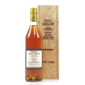 Paul Giraud Grande Champagne 40 Year Old Tres Rare Cognac