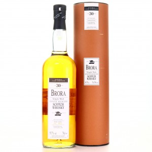 Brora 30 Year Old 2006 Release