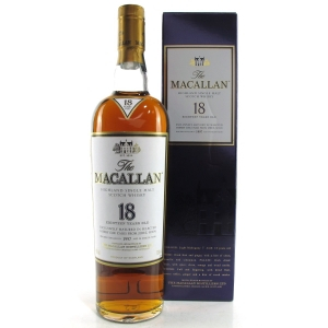 Macallan 1997 18 Year Old
