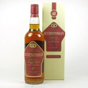 Auchentoshan 17 Year Old Bordeaux Finish