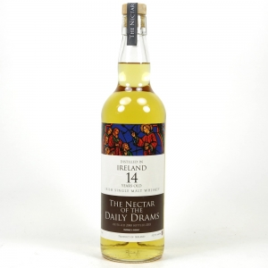 Ireland Single Malt 2000 Nectar Of The Daily Drams 14 Year Old
