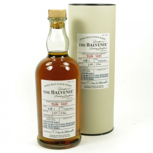 Balvenie Tun 1401 Batch #1 / Distillery Exclusive Front