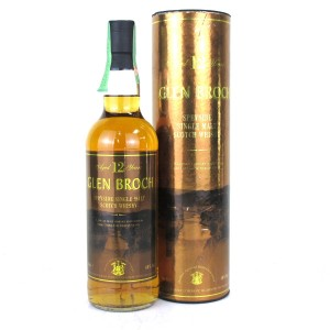 Glen Broch 12 Year Old Speyside Single Malt