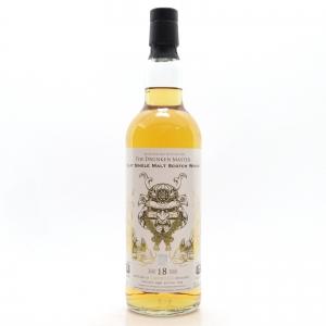 Laphroaig 1997 Whisky Agency 18 Year Old / The Drunken Master