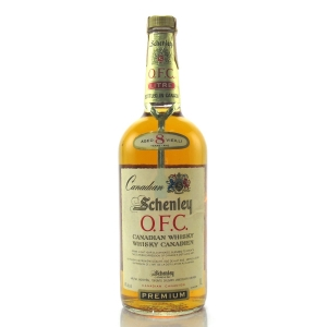 Schenley OFC1979 8 Year Old Canadian Whisky 1 Litre